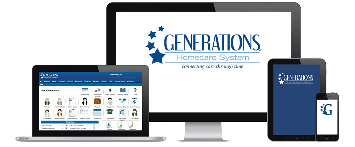 Generations Homecare System Mobile Apps